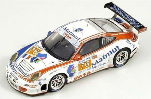 MINICHAMPS 410 106976 - Porsche 997 GT3 RSR Imsa Performance Matmu
